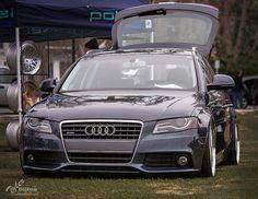 Photo by Tyler #Audi #Avant #slammedjunction