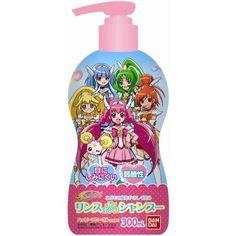 Bandai Smile Precure Pretty Cure Rinse in Shampoo 300ml | eBay