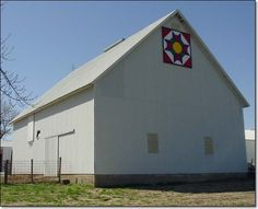 I loved driving the back roads and seeing the different barn quilts.
