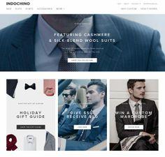 15 E commerce Website Design for Your Inspiration
