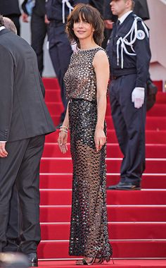 Cannes Film Festival 2015: The Most Breathtaking Dresses | Sophie Marceau | EW.com