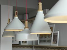 bespoke lighting for 'la petite bretagne' by paul crofts studio.