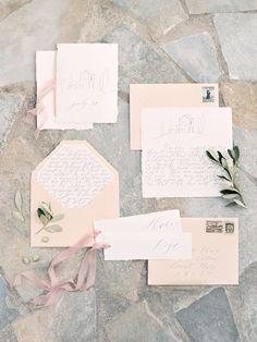 wedding calligraphy свадебная каллиграфия