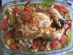 Kulinarne Wariacje: Kura ogrodniczka