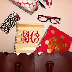 Such cute planners!