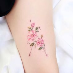 Feminine Tattoos, Zodiac Constellations, Fine Line Tattoos, Body Art, Girl Tattoos, Female Tattoos, Zodiac Signs, Body Mods