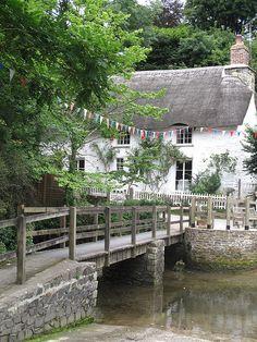 Helford River Cornish, England