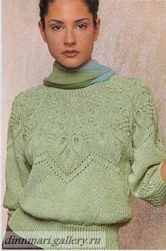 Gallery.ru / Фото #141 - пуловеры - Dinnmari