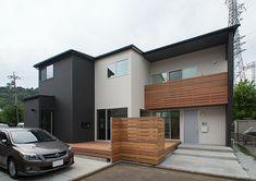 緑を楽しむ家   注文住宅なら建築設計事務所 フリーダムアーキテクツデザイン