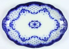 Top 10 Flow Blue China Patterns | The Collected Room by Kathryn ...