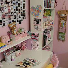 kawaii otaku bedroom trendy aesthetic sakura decor stuff bedrooms rooms things ayano