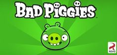 Love those piggies! The Pigs are coming! Rovio has announced the its next Angry Birds title, Bad Piggies, on Tuesday. Unlike the traditional Angry Birds franchise, Bad Piggies looks like it will focus on the pigs -- Angry Birds, All Games, Free Games, Geeks, Chrome Apps, Ipad, Game Calls, Latest Games, Game Logo