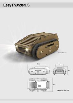 Búnker 20lk340 Robotics Projects, Cnc Projects, Arduino Projects, Diy Electronics, Electronics Projects, Bunker, Robo Arduino, 3d Puzzel, Mobile Robot