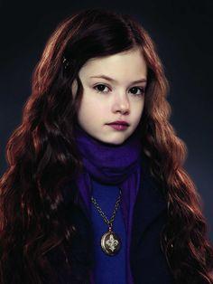 """Oh Look, """"Twilight"""" Baby Renesmee Cullen Is Grown Up Now  - Cosmopolitan.com"""