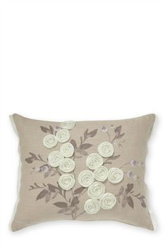 Buy Organza Floral Cushion from the Next UK online shop