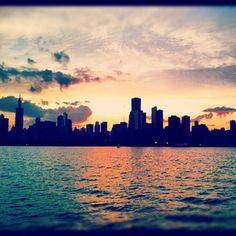 #chicago summer.