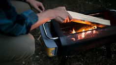 BioLite Reinvents the Campfire With the New FirePit