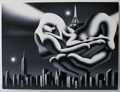 #ART #Kostabi #Paris