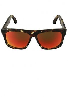 Sunglasses - Havana/Multilayer Red BUY IT NOW ON www.dezzy.it!