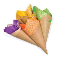 Collection Krafty Mesh Reversa Sheets   Reversa/BOPP   Available sizes: 40x40cm   Available colors: Blossom, Golden Tickseed, Pumpkin, Red, Dark Lavender & Basil