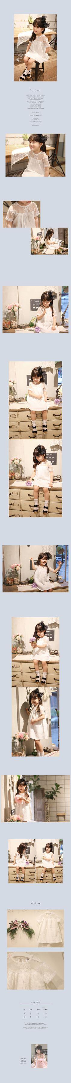 PASTEL - Korean Children Fashion - #Kfashion4kids - Grace Dress - 2