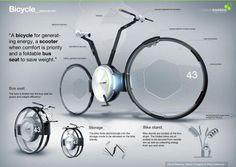 Future City Mobility, bicicletas ecológicas