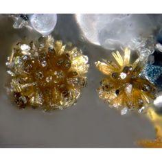 Engelhauptite Rhineland Palatinate, Minerals And Gemstones, Germany, Yellow, Crystals, Deutsch