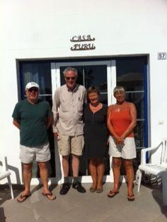 """GuestFriends In Nautilus Lanzarote """"Very good neighbors """" U.k"""" N.O"""""""