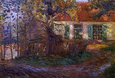 A Farm - Emile Claus