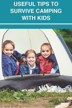 In the mood to get away from it all? Camping can be a fun way to spend your kids' summer break. Camping With Kids, Family Camping, Summer Kids, Camping Hacks, Fun Activities, Helpful Hints, Survival, Parenting, Mood