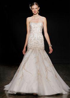 KleinfeldBridal.com: Lazaro: Bridal Gown: 32903171: Mermaid: Dropped Waist