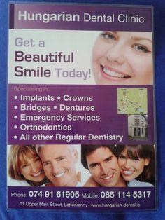 Hungarian Dental Clinic Emergency Dental Care, Portland Maine, Main Street, Clinic, Beautiful