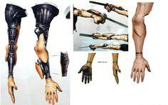 Adam Jensen (Deus Ex) Augmented Arms question - Page 2