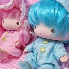 #kawaii #cute #jfashion #harajukufashion #可愛い #パステル #pastel #aesthetic #harajuku #aesthetic #fancytoy #fancy #toy #littletwinstars #kiki #lala #sanrio #dolls