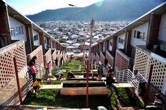 Fundación Mi Parque: diseño participativo de áreas verdes