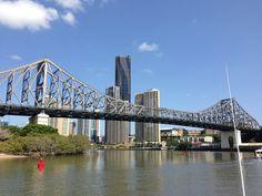 Free Ferry Ride in Brisbane