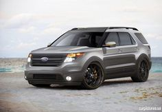 Ford Explorer by Tjin Edition