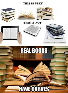 Books are sexy #readinghumor http://writersrelief.com/