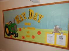 Hay Day VBS board