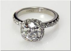 2 carat, IF clarity made by engagement rings direct in New York