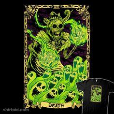 Tarot: Death #AdventureTime #TheLich
