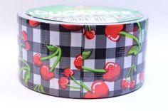 Cherries Duct Tape