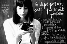 self-portrait tips