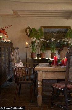 sarah raven's christmas kitchen