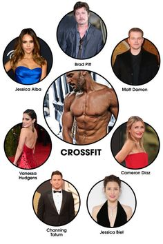 What celebrity fitness tribute do YOU belong to? Get to know Hollywood's 11 biggest groups and just what routine they're doing.