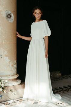 Raphael gown — Elizabeth Dye