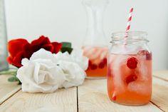 Raspberry Vodka & Beer Cocktail - Inspiration Kitchen
