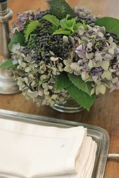 Jenny Steffens Hobick: Privet Berry Blue | Color Swatch Feature of the Week
