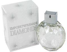 Emporio Armani Diamonds By Giorgio Armani Women Perfume 3.4 oz EDP Spray SEALED #GiorgioArmani