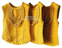 Balmain X H&M With Braided Embroidery Top Yellow. Free shipping and guaranteed authenticity on Balmain X H&M With Braided Embroidery Top Yellow at Tradesy. BALMAIN x H&M. Fitted, sleeveless top in doubl...